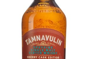 Tamnavulin sherry cask i Systembolagets fasta sortiment