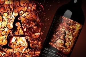 Apothic Lanserar Premiumvin Slutlagrad På Whiskyfat