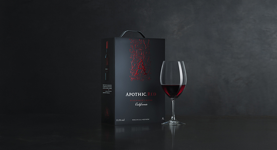 apothic red box