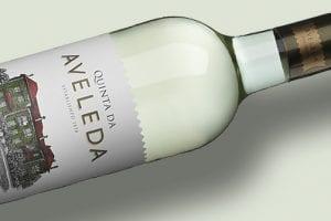 Quinta da aveleda vinho verde – toppoäng i wine enthusiast