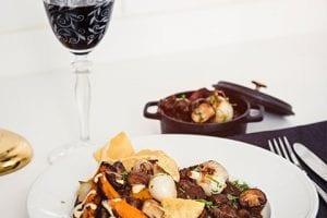 Chiligryta Med Bakad Pumpa & Cheddarostcrème