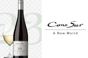 Nyhet Från Första Mars – Cono Sur Single Vineyard Riesling