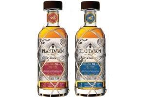 Plantation Rum Lanserar Två Varianter Av Extrême I Begränsad Upplaga