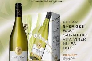 Storsäljaren L Chardonnay Lanseras Äntligen På Box