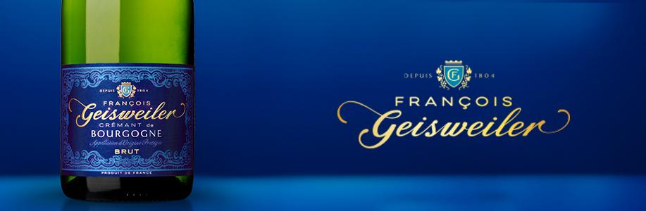 Geisweiler Crémant de Bourgogne Brut