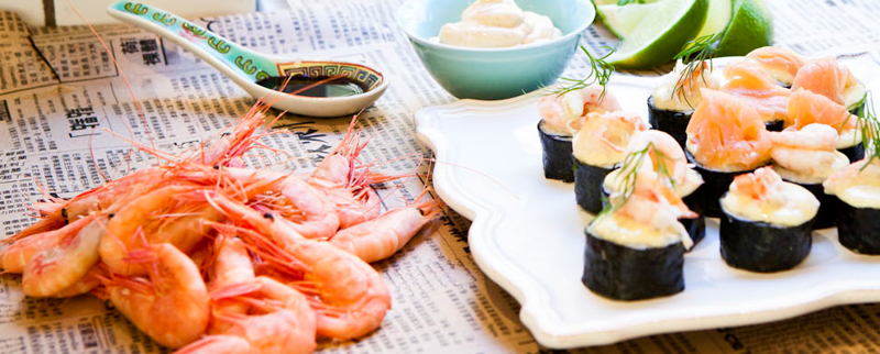 oude kaap bjud sushi