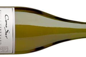 Cono sur single vinyard chardonnay
