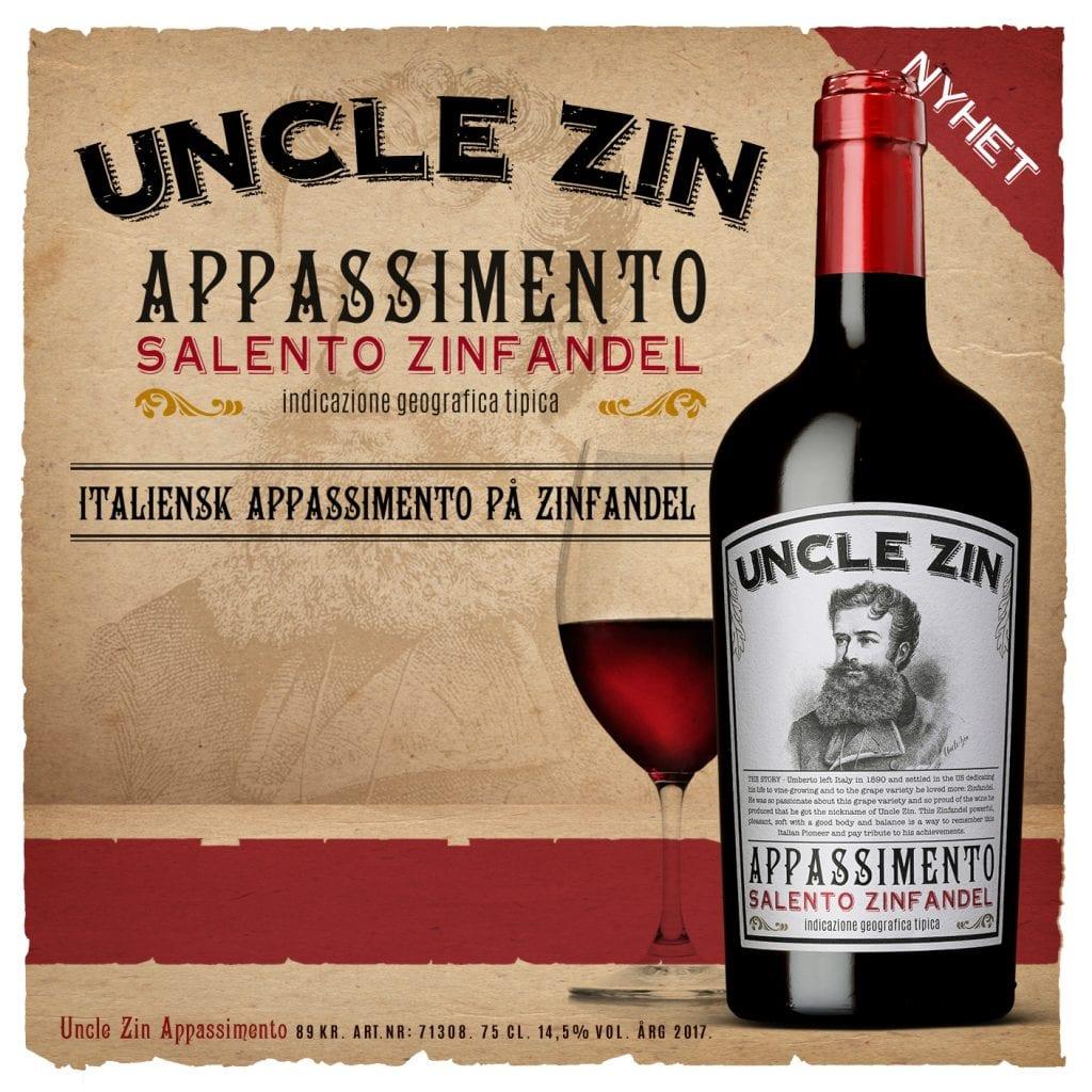 Unclezin Springwine Se