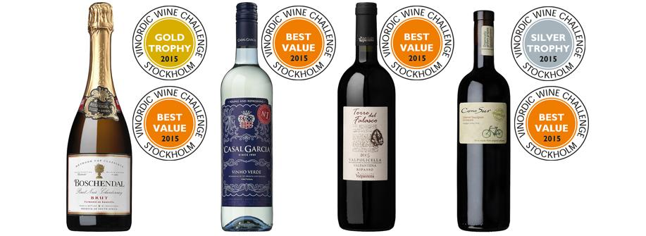 sveriges mest prisvärda viner