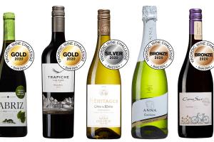 Medaljörerna i Vinordic Wine Challenge - Sveriges mest prisvärda viner