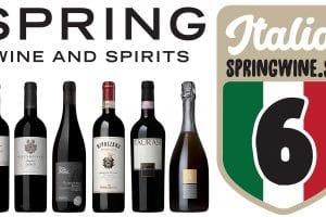 Spring Wine Vinlåda Italien