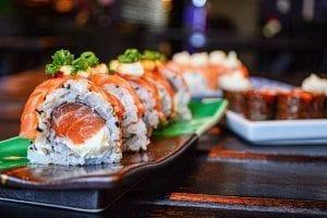 Från Sushi till Pad Thai.