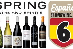 Spring Wine Vinlåda Spanien