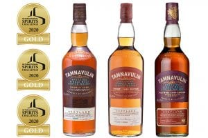 Tamnavulin Whisky – Guld i International Spirits Challenge