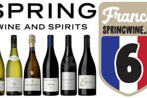 Spring Wine Vinlåda Frankrike