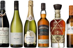 Spring Wine & Spirits Christmas Essentials