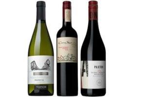 Nytt år! Upptäck våra viner från Nya Världen