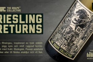 Riesling Returns - En läskande pjäs inspirerat av tysk stålstil