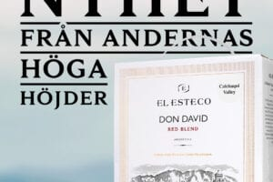 DON DAVID RED BLEND: EN FAIRTRADE-CERTIFIERAD NYHET FRÅN ARGENTINA