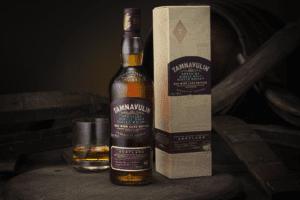 Tamnavulin Red Wine Cask Edition Cabernet Sauvignon - whisky lagrad på vinfat