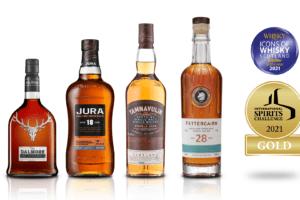 Lär känna våra nya whiskyproducenter - som precis vann guld