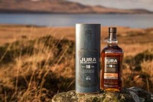 Jura 18 Years Old – En komplex och kryddig whisky med lätta rökiga toner