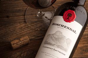 Boschendal Stellenbosch Cabernet Sauvignon 2018 i tillfälliga sortimentet