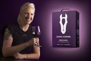 Nyhet! Prisvinnande Dark Horse Zinfandel lanseras äntligen på Box