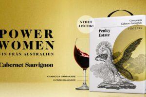 Penley Phoenix - nyhet från Australiens mest nytänkande vinsystrar
