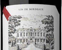 Jules Lebègue Bordeaux rouge EKO