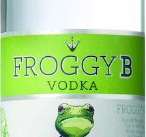 Froggy B Vodka Organic