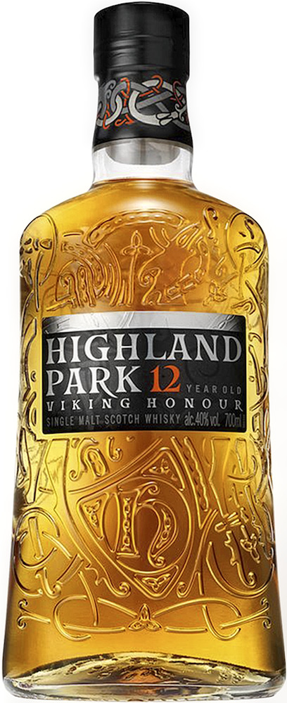 Highland Park 12 YO Malt Whisky