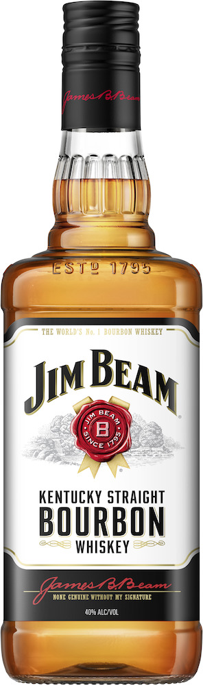 Jim Beam White Burbon