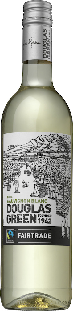 Douglas Green Fairtrade Sauvignon Blanc