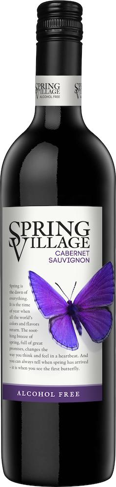 Spring Village Cabernet Sauvignon alkoholfri