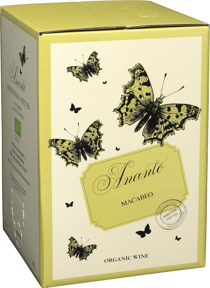 Ananto White Wine 10L EKO