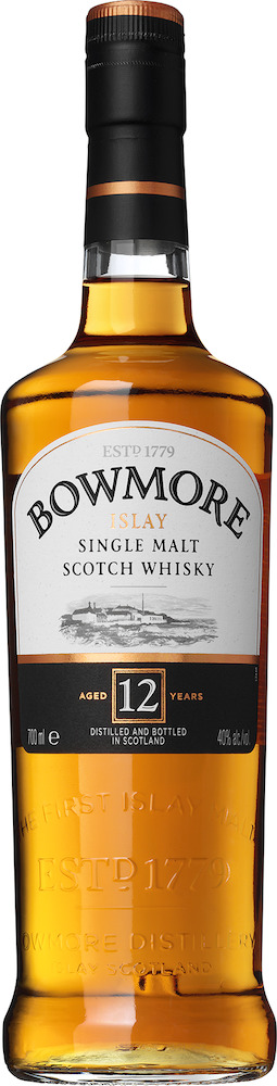 Bowmore 12 YO Malt Whisky