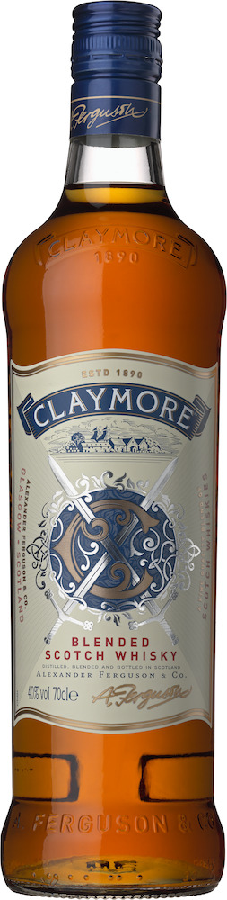 Claymore Blended Scotch