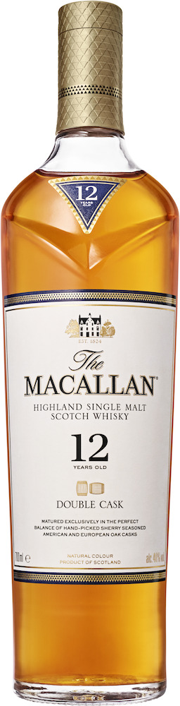 The Macallan 12 YO Double Cask