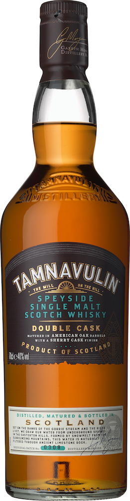 Tamnavulin Double Cask Speyside Single Malt