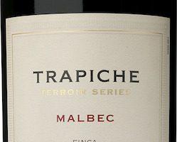 Trapiche Terroir Malbec Finca Orellana