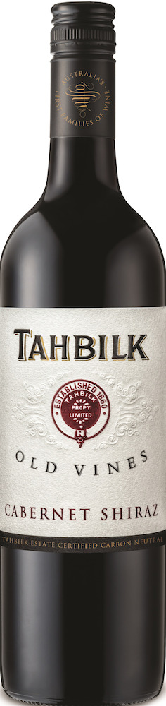 Tahbilk Old Vines Cab Shiraz 2016