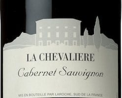 La Chevalière Cabernet Sauvignon