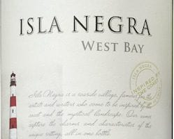 Isla Negra West Bay Sauvignon Blanc Chardonnay