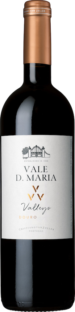 Vale D Maria VVV Valleys Douro Doc Red