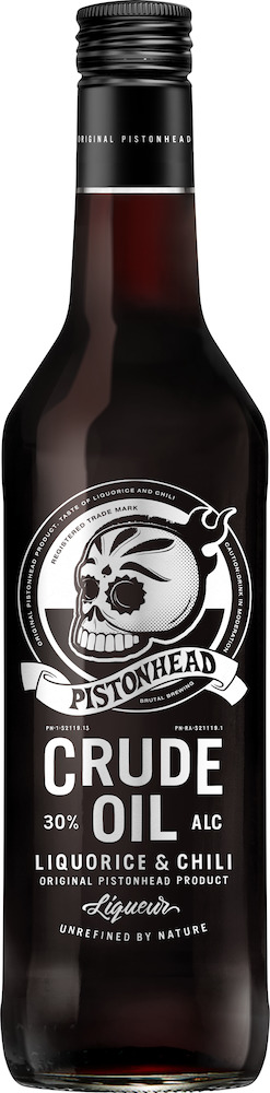 Pistonhead Crude Oil