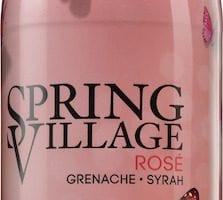 Spring Village Grenache-Syrah Rosé