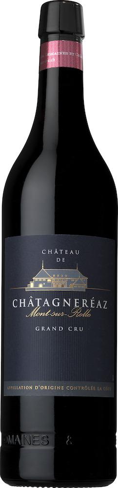 Château de Châtagneréaz Grand Cru Rouge