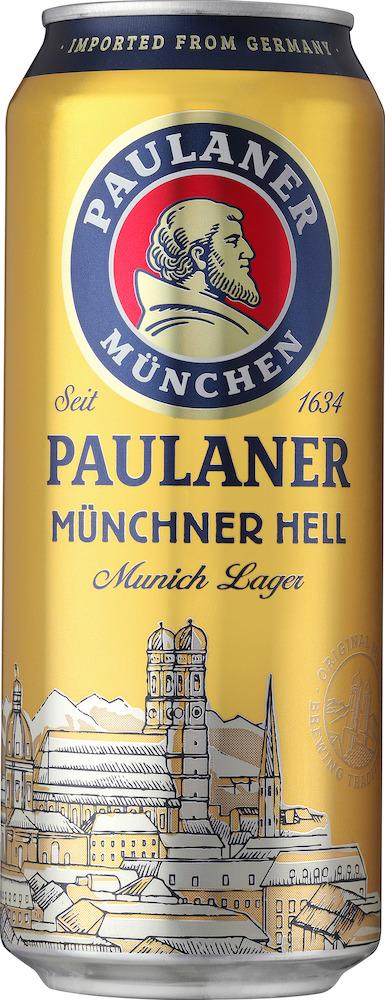 Paulaner Münchner Hell 4,9