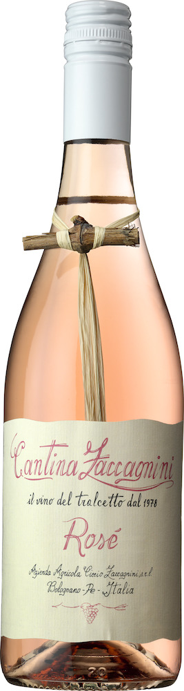 Cantina Zaccagnini dal Tralcetto Rosé